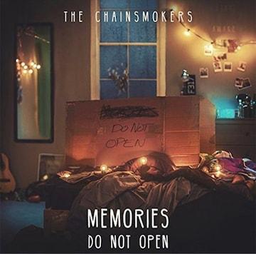 新品メモリーズ..ドゥ・ノット・オープン [ The Chainsmokers