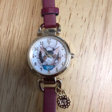 わちふぃーるどダヤン腕時計オマケ付き