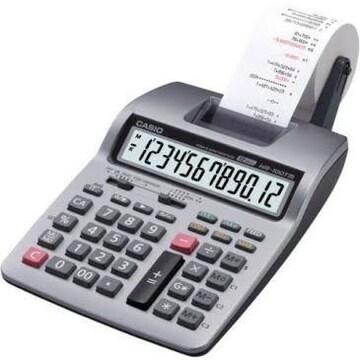 Casio HR100TM プリンター電卓(12桁) 並行輸入品