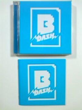 (CD+DVD)B-DASH/ビーダッシュ☆ベストアルバム&ベストライブ映像集即決アリ