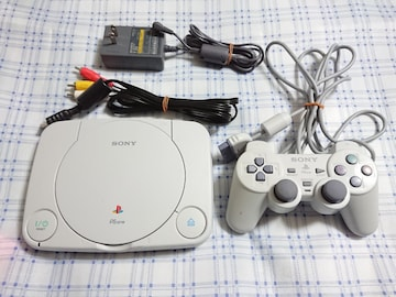 PS one プレイステーション ワン�A
