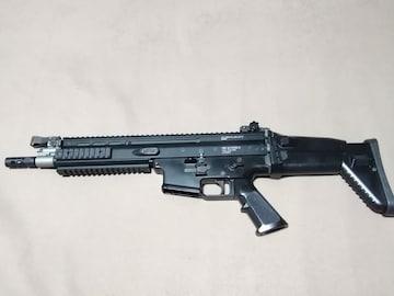 マルイ次世代MK16 SCAR BK 中古美品