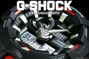 送料込 G-SHOCK CASIO カシオ 1/100クロノ&デジアナBKRD新品