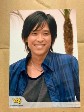 (正規)V6★坂本昌行/オフショット写真