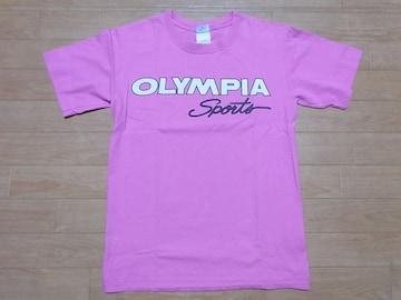 即決!USA古着●鮮やかロゴデザインTシャツS!ヴィンテージ