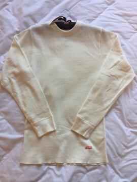 美品 supreme  サーマル BEEFY ボックスロゴ Tシャツ