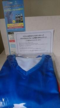 懸賞当選☆UEFAチャンピオンズリーグオリジナルユニフォーム♪Lサイズ�A