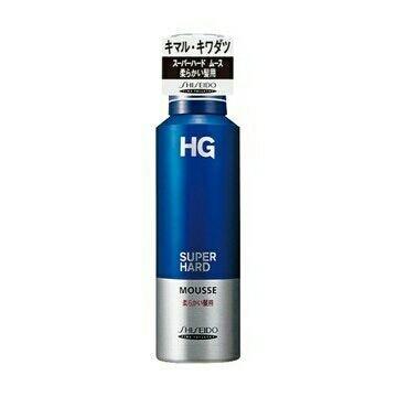 【新品】資生堂スーパーハードムース