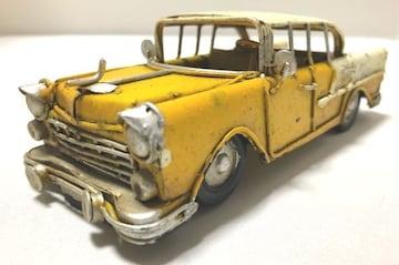 一点物ブリキのおもちゃシリーズ�Fクラシックカー風ブリキ