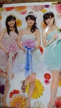 AKB48・オフィシャルカレンダー2014・付録