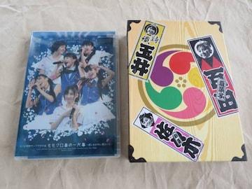 中古DVD7枚 男祭り女祭り 春の一大事 ももクロ