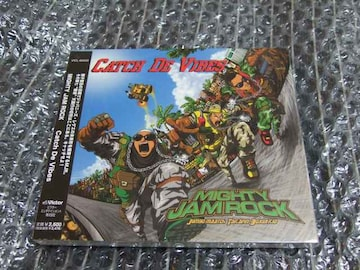 MIGHTY JAM ROCK『CATCH DE VIBES』新品(HAN-KUN,湘南乃風,VADER