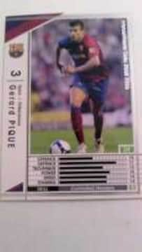 WCCF非売品EXTRA[0809ジェラールピケ]FCバルセロナ/スペイン