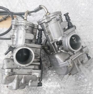 RZ350 4U0 ミクニTM30