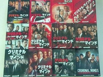 DVD[海外ドラマ]クリミナル・マインドFBIvs.異常犯罪シーズン〜11+スピンオフ