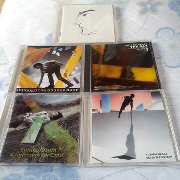 尾崎豊/ CD アルバム5枚 セット