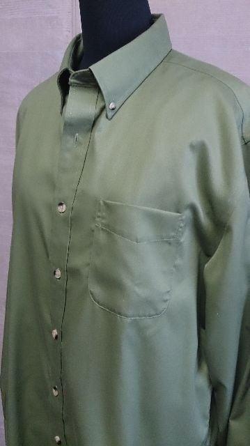 ☆L.L.Bean☆リンクル・レジスタント・チノ・シャツ < 男性ファッションの