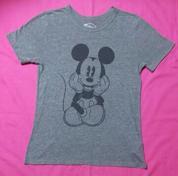 FOREVER21グレーミッキーマウスグラフィックTシャツフォーエバー21
