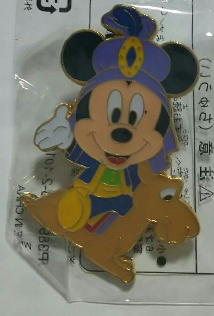 ☆TDS限定 ミッキーマウス ピンバッチ☆  < アニメ/コミック/キャラクターの