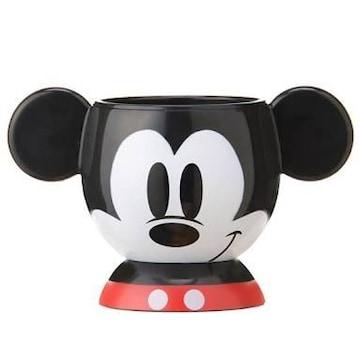 ディズニー【ミッキー】アイス.菓子.果物.箸立て.鉛筆立て♪デザートカップ