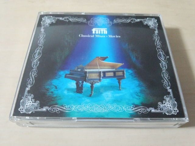 faith CD「Classical Mixes+Movies」DVD付● < タレントグッズ