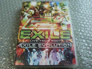 EXILE/LIVE TOUR 2007 EVOLUTION【3枚組DVD】他にも出品中