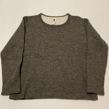 【格安】日本製 MARGARET HOWELL ニット L モカブラウン メンズ