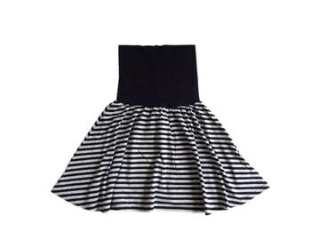 新品 ダブルクローゼット w closet ハイウエスト ミニ スカート