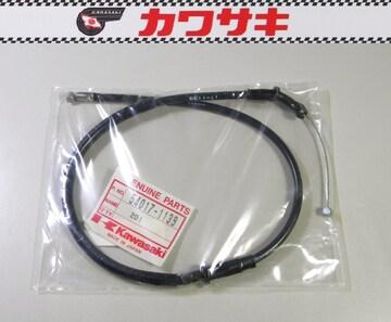 カワサキ ZX250-C ZXR250-3 スターター・ケーブル 絶版新品