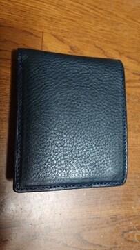 MACKINTOSH PHILOSOPHY  紳士 二つ折財布  未使用品