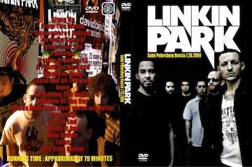 ≪送料無料≫LINKIN PARK ロシアライブ 2009 リンキンパーク