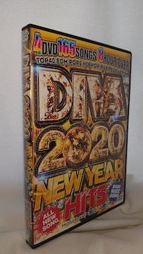 最新 最速 DIVA 2020 -NEW YEAR HITS- / I-SQUARE 4枚組