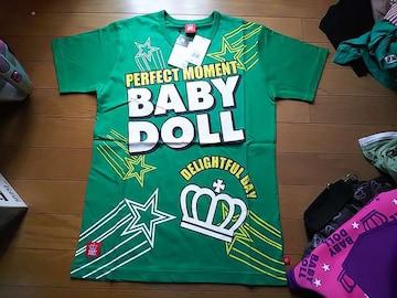 新品  BABYDOLL  Tシャツ(*´ω`*)