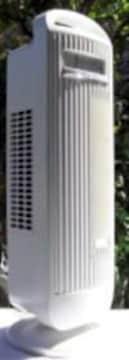 :AFT-789M-WH ミニタワー型送風サーキュレーターに中古完動