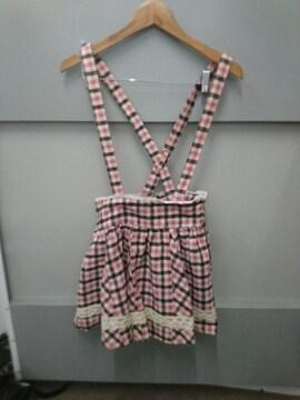 LIZ LISA☆チェック柄スカート