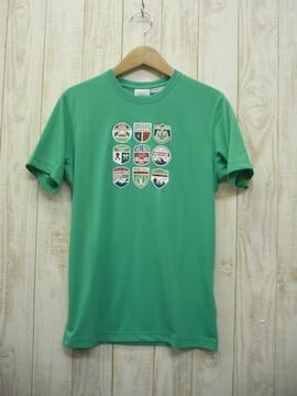 即決☆コロンビア 特価 ポンプトンハーバー Tシャツ GRN/XXL 3L 新品