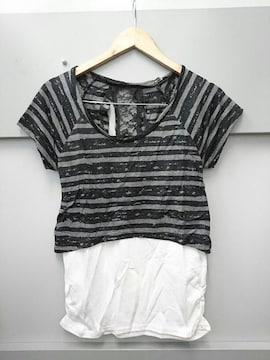 GILFY☆重ね着風Tシャツ