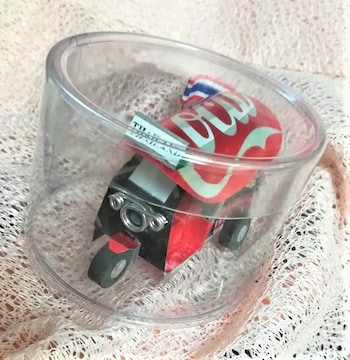 トゥクトゥク★コカ・コーラの缶で作ったミニカー★ミニチュア★