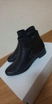 REGALリーガル☆人気はきやすいショートブーツ1回使用 新品同様