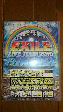 EXILE LIVE TOUR 2010 FANTASY 3DVD