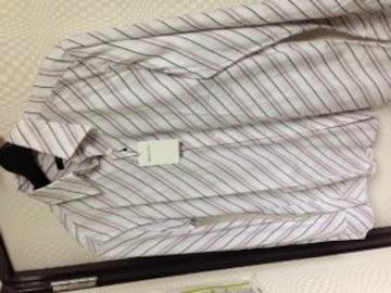 新品タグ アバハウス長袖シャツ3
