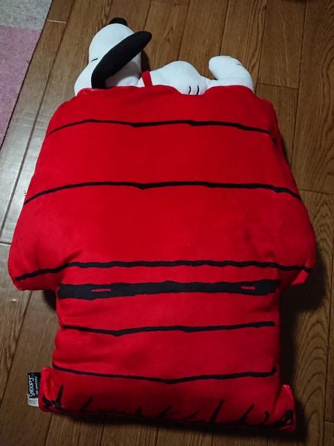 LAWSON スヌーピーくじ クッション ラストワン賞 < アニメ/コミック/キャラクターの