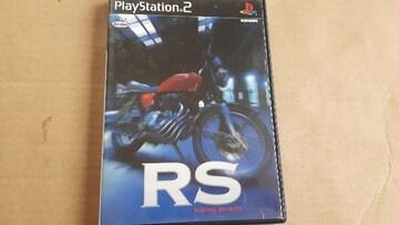 PS2☆RS ライディングスピリッツ☆バイクゲーム。