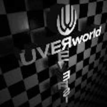 即決 REVERSI UVERworld 完全生産限定盤 新品