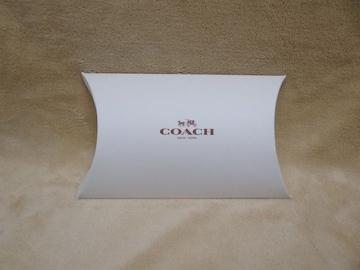 入手困難 コーチ COACH ロゴ入り ギフトBOX E