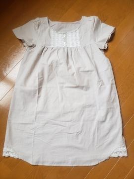 ☆新品☆アースミュージックエコロジー☆ワンピース チュニック☆F