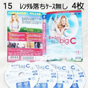 No.15【キャッシーのbig】4枚【ゆうパケット送料 ¥180】