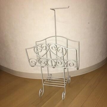 トイレットペーパー ホルダー 真鍮製
