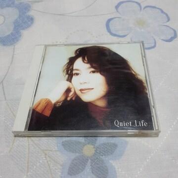 竹内まりや/ QUIET Life CD アルバム  初期ベスト?