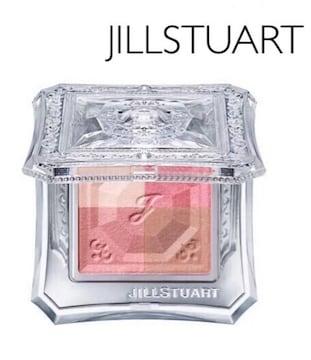 定価4,860円 レイヤーブラッシュ コンパクトチーク  JILLSTUART